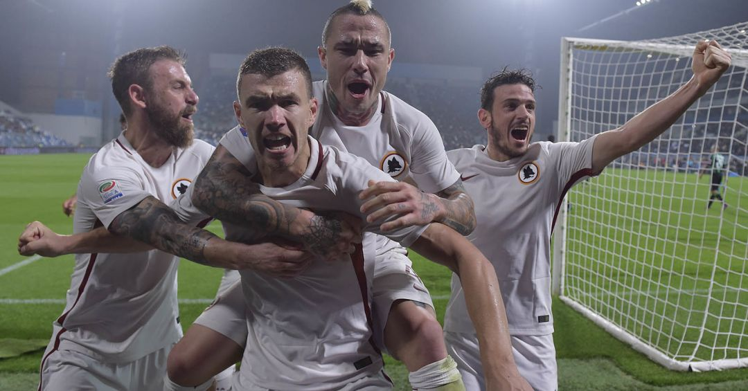 Watch every game and goal on Roma TV+
